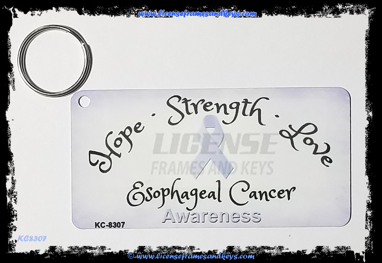 LFK-KC ESOPHAGEAL CANCER RIBBON