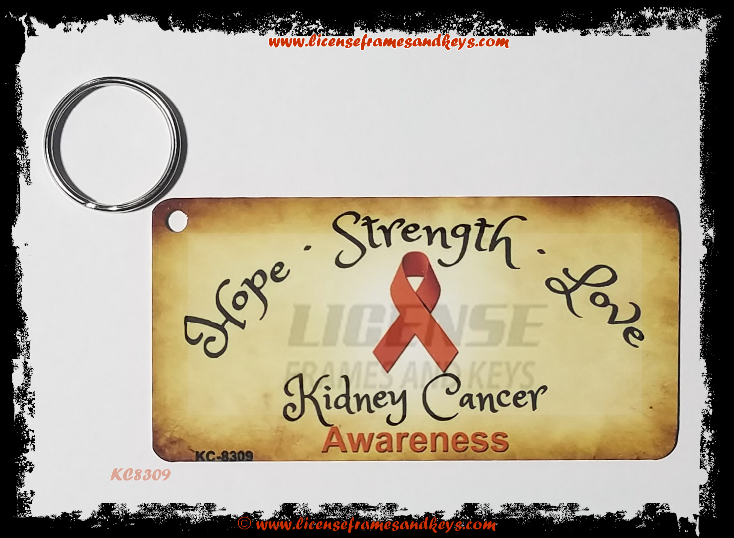 LFK-KC KIDNEY CANCER RIBBON
