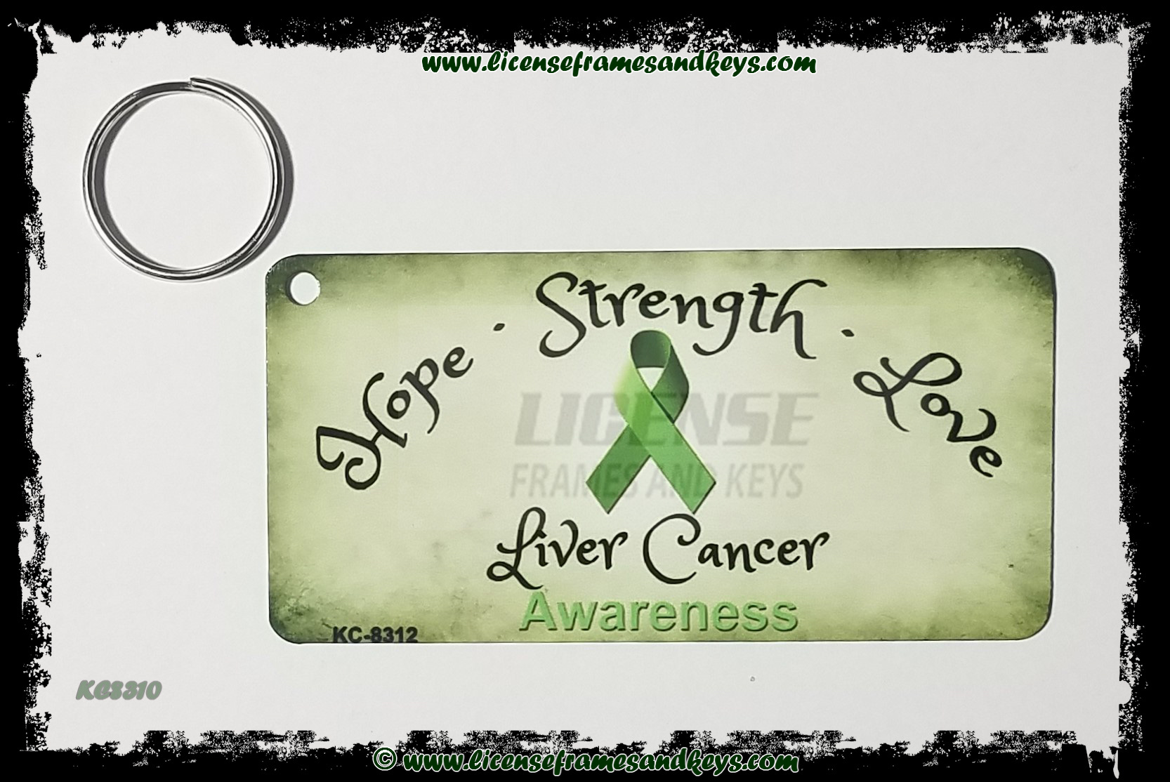 LFK-KC LIVER CANCER RIBBON