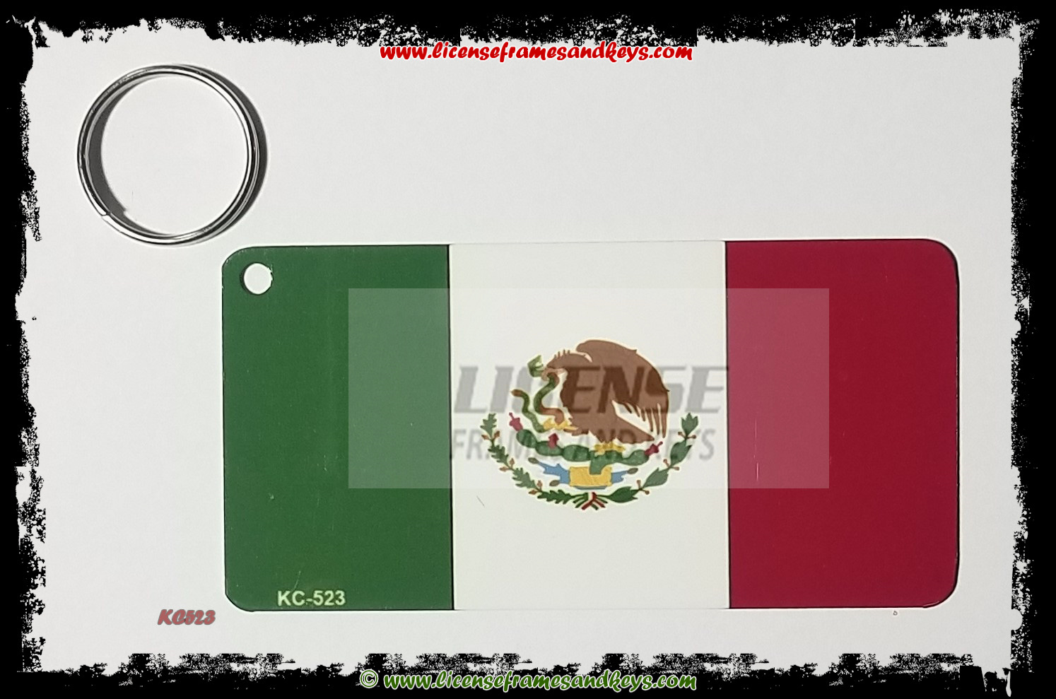 LFK-KC MEXICO FLAG
