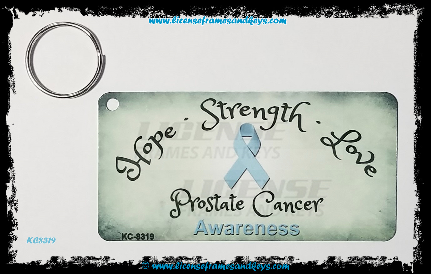 LFK-KC PROSTATE CANCER RIBBON