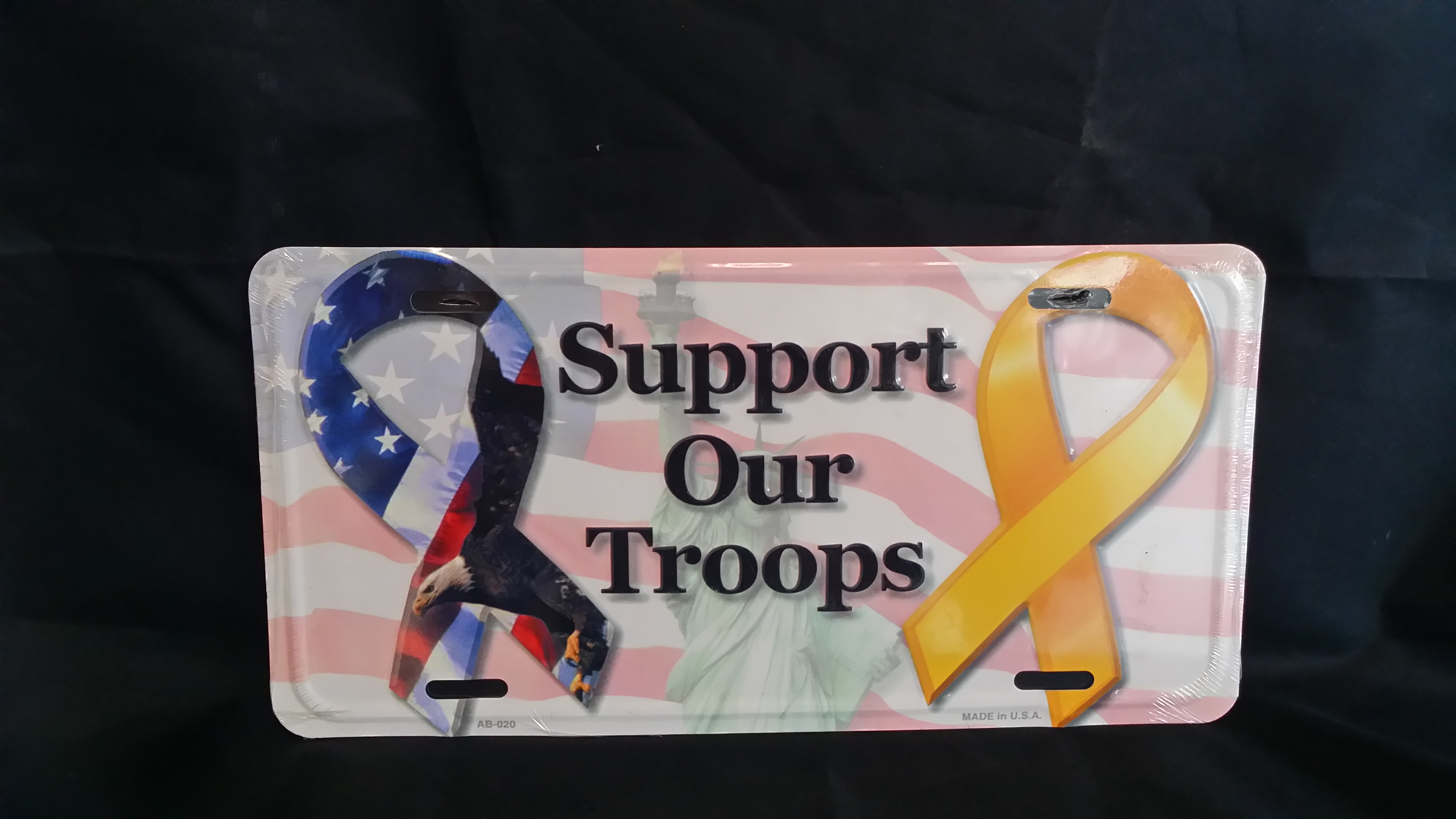 LFK-SUPPORT OUR TROOPS